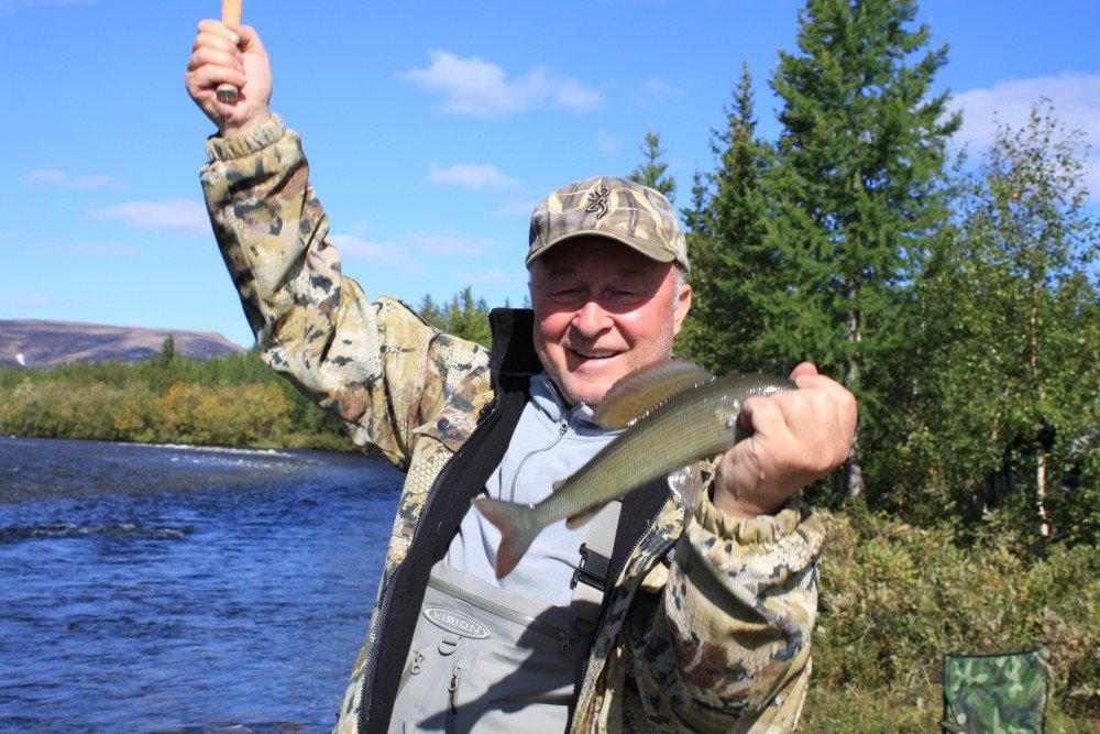 рыбалка по среднему уралу